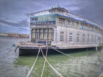 ferry dock sf