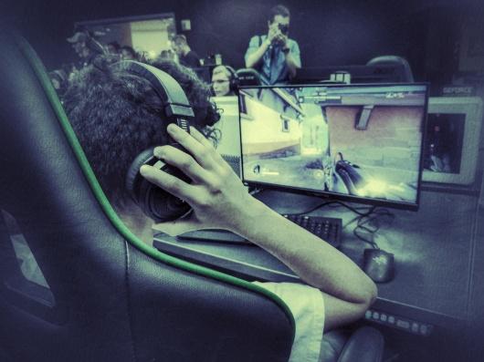 Nvidia Gaming Room
