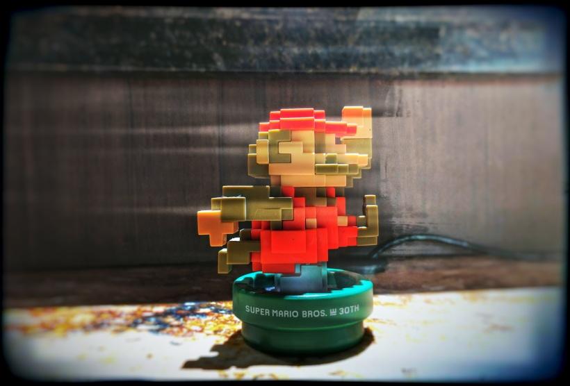 Mario 30th Anniversary Amiibo