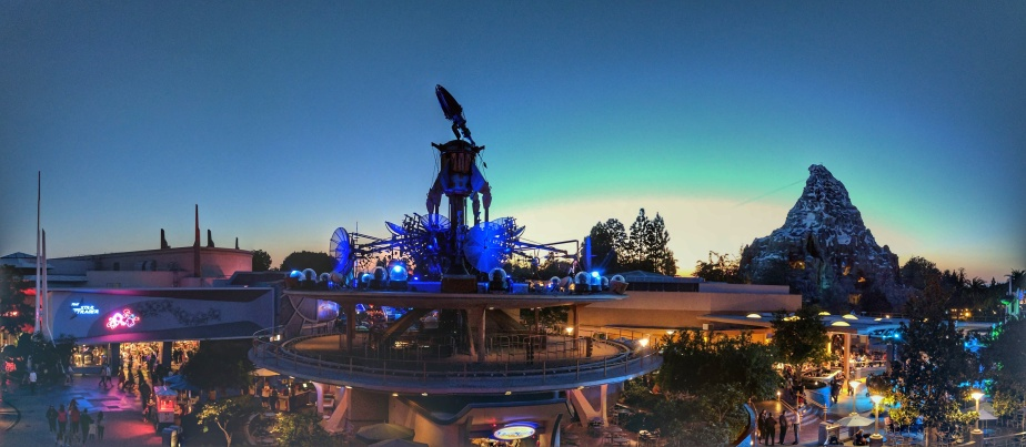 Tomorrowland Disneyland
