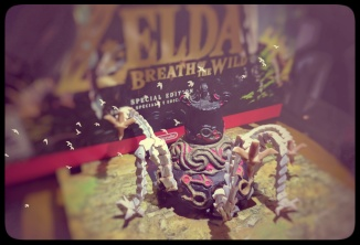 Guardian- Breath of the Wild 2017