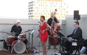 Jazz Band Rooftop