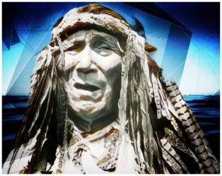 Blackfeet Nation Medicine Man