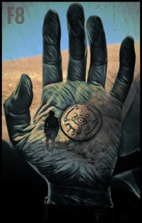 Hand of F8