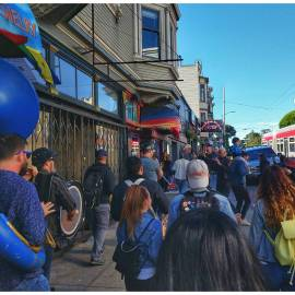 amoeba music | Haight | San Francisco | March | Fate Of 8 O 8 mediA ©