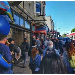 amoeba music | Haight | San Francisco | March | Fate Of 8 O 8 mediA ©