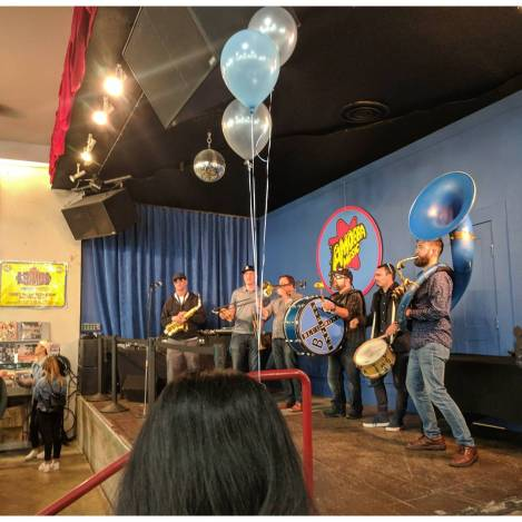 amoeba music   Haight   San Francisco band   20 years   Fate Of 8 O 8 mediA ©