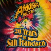 amoeba music | Haight | San Francisco | 20 years | Fate Of 8 O 8 mediA ©