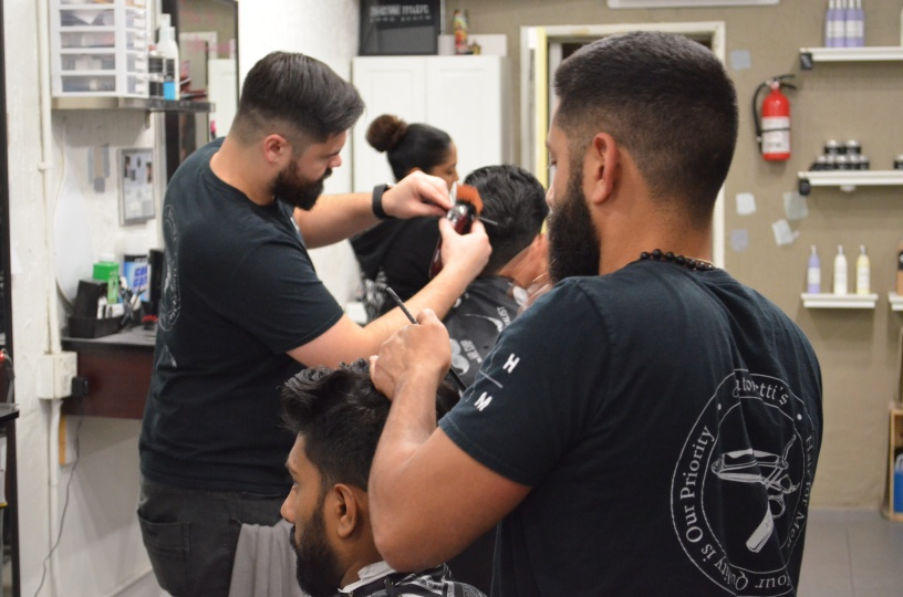 A Symphony of Stylists & Barbers