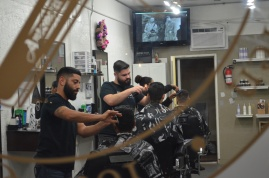 A Symphony of Barbers | m.menchaca ©