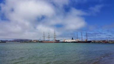 San Francisco Maritime National Historical Park   April 29 2017