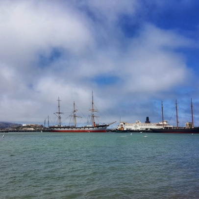 San Francisco Maritime National Historical Park | April 29 2017