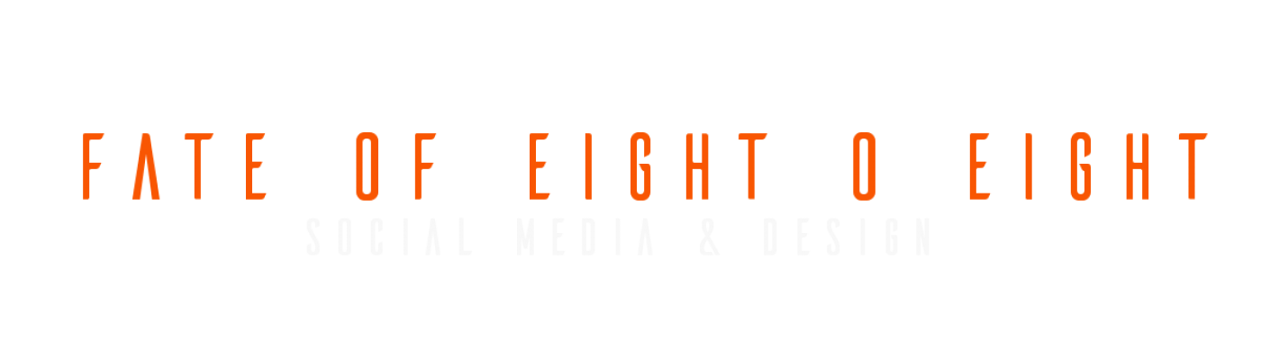 FATE OF 808 MEDIA AND DESIGN