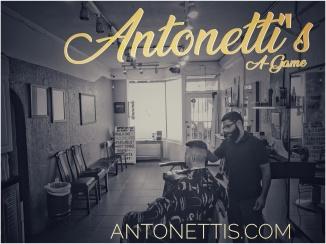 antonettis.com | Fate Of 8 O 8 mediA ©
