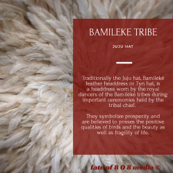 Bamileke Tribe | Fate Of 8 O 8 mediA ©