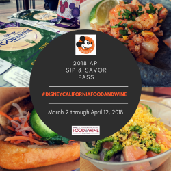 California Food & Wine Festival 2018