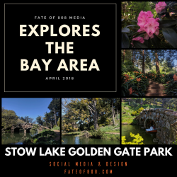 stow lake 2018 april