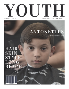 Antonetti's Hair For Men