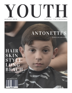 Antonetti's Hair For Men