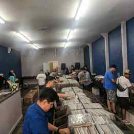 Needle to the Groove Reopening