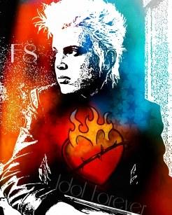 Sacred Heart of Idol