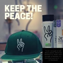 keep the peace! - Copy